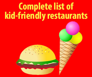 Hudson Valley's family friendly restaurants