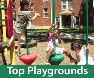 2015 Top Playgrounds in the Hudson Valley