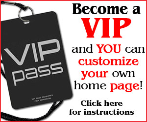 Become a VIP member and customize your home page