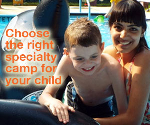 Choose the right specialty camp for your child