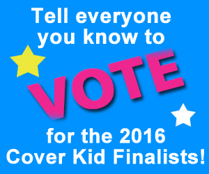 Vote Now for our 2016 Cover Kid Finalists!