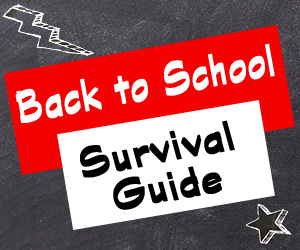 HVParent's Back to School Survival Guide