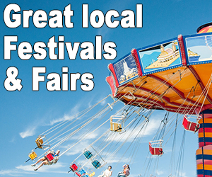 Local festivals and fairs