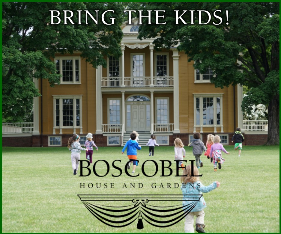 Boscobel House and Garden