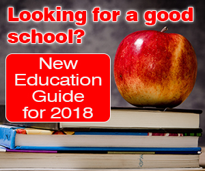 Looking for a good school? 01-2018