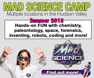 Mad Science of the Mid-Hudson Day Camps 04-18