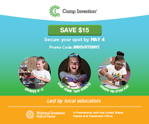 Camp Invention April 18