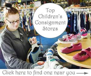 Top List of Children's Consignment Shops