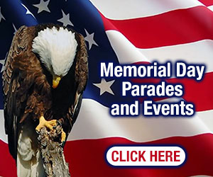 Memorial Day Events 05-2018
