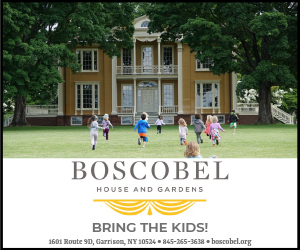 Boscobel May 18
