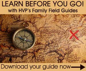 Family Friendly Field Guides June 18