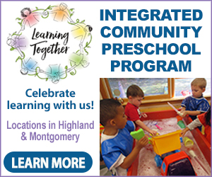 Learning together sponsored SPONS TO FEB 20