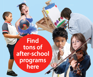 Find Tons of After-School Programs Here DEC 18