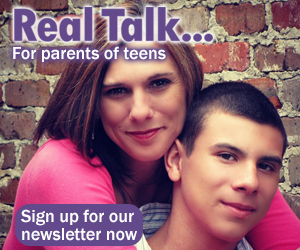 Real Talk newsletter signup AUG 18