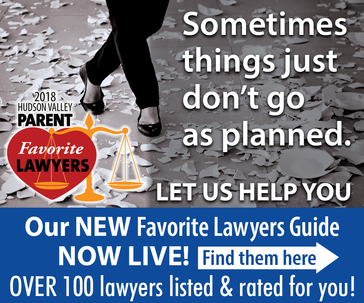 Favorite Lawyers guide live
