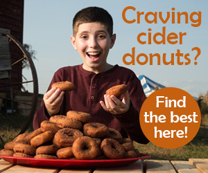 Cider Donuts List OCT 18