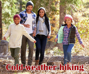 Cold Weather Hiking NOV 18