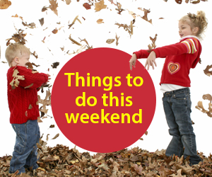Things to do this weekend Nov 18