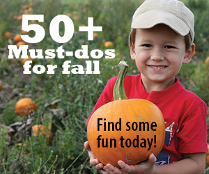 Fall fun roundup NOV18