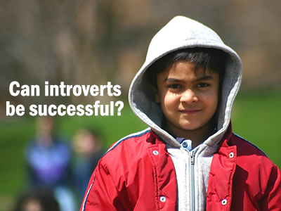 Introverted kids