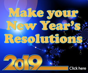 New Year's Resolutions JAN19