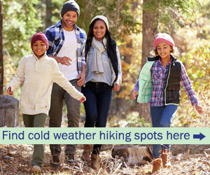 Winter hikes JAN19