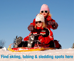 Sledding and tubing JAN19
