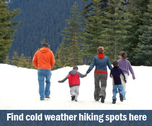Winter hikes FEB19