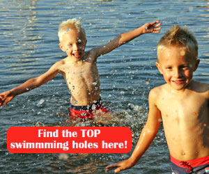 Top swimming holes May19