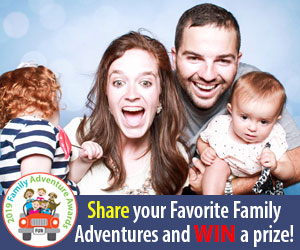 Share your Favorite Family Adventures Jun