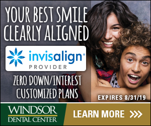 Windsor Dental JUL 19-OCT 19