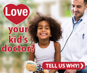 Do you love your kid's doc Jul19