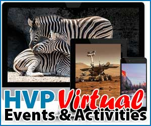 virtual events, activities, kids, families