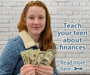 finances, teens, money
