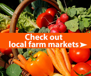 Updated Farmers' Market List