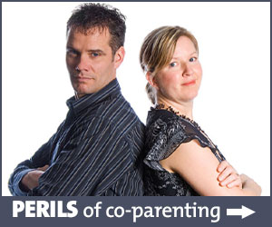 Navigating the perils of co-parenting