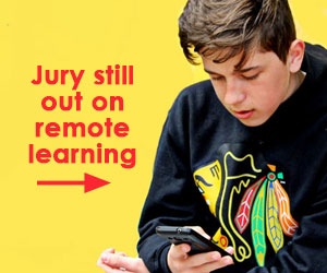 Jury still out on remote learning Aug20