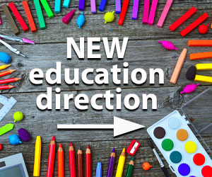 New education direction podding Aug20