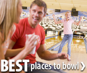Best places for family bowling