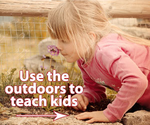 Nature based education for kids Sep20