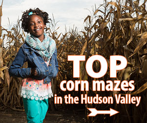 Best corn mazes in the Hudson Valley