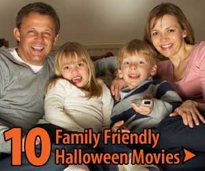 10 Family Friendly Halloween Movies