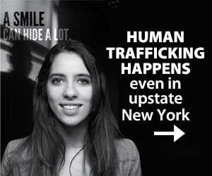 Human trafficking happens even in upstate New York