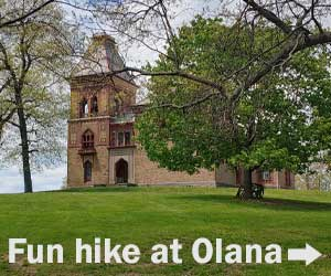Hike Olana and What You SHOULD Do Outdoors