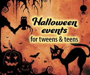 Halloween teen events