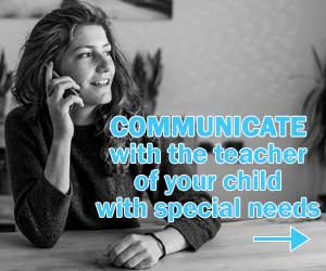 Communicating with the teacher of your child with special needs Oct20