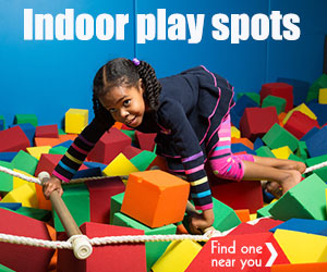 Indoor play spots