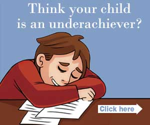Help for the underachiever
