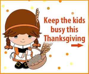 Easy Ways to Keep Kids Entertained at Thanksgiving