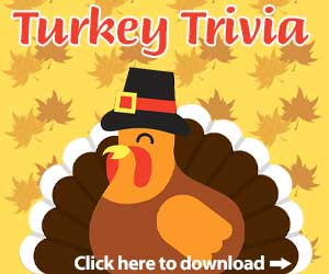 Download your copy of Turkey Trivia